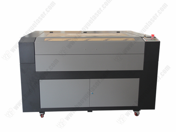 HY1390 laser engraving and cutting machine