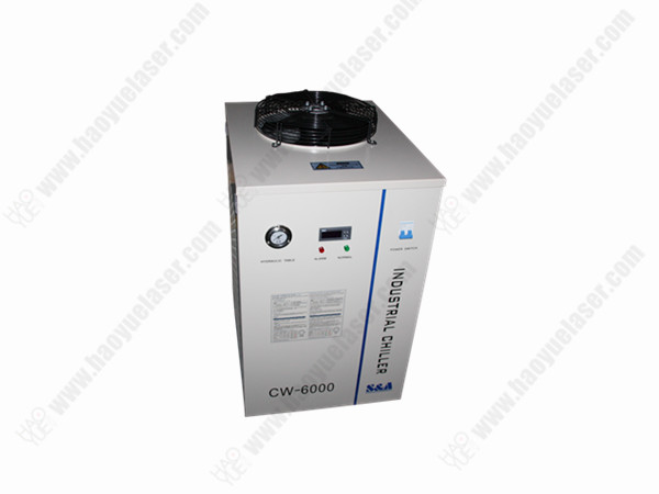 CW-6000 water chiller