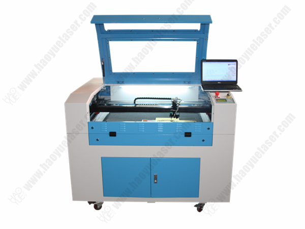 HY6090 laser engraving and cutting machine